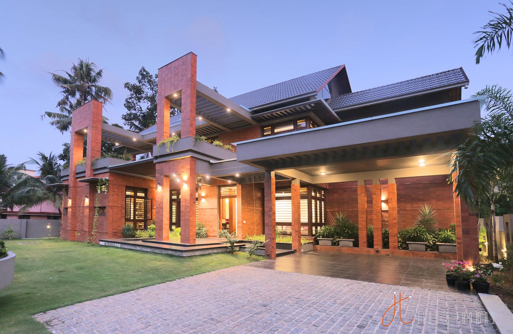 Jibu Amp Thomas 187 Residence Of Dr Jose Mathew